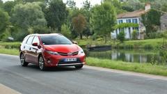 Essai du break Toyota Auris Touring Sports 136h (2013)