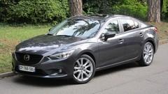 Essai Mazda 6 : familiale du troisième type
