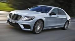 Essai Mercedes S63 AMG : l'union des contraires