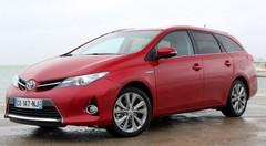 Essai Toyota Auris Touring Sports : break écolo