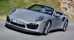 Porsche 911 Turbo Cabriolet 2013 : chevaux au vent