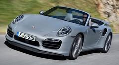 Porsche 911 Turbo Cabriolet et Turbo S : direction L.A !