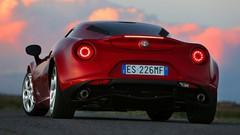 Alfa Romeo 4C : le prix français