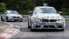 BMW M3 et M4 : premiers détails techniques