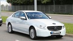 La future Mercedes Classe C de plus près