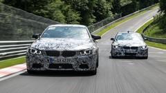 BMW M3 et M4 Coupé : elles développeront 430 chevaux