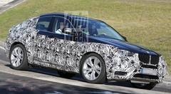 Le futur BMW X4 sur le Ring