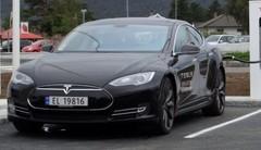 Norvège : La Tesla Model S numéro 1 en septembre 2013