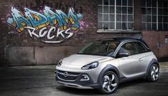 Le crossover Opel Adam prévu pour fin 2014