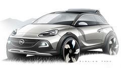 Opel Adam : une déclinaison crossover prévue pour l'année prochaine ?