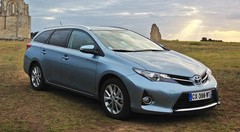 Essai Toyota Auris Touring Sports : Grand volume et gros bonus