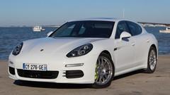 Essai Porsche Panamera restylée : l'hybride, le bon choix