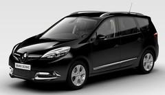 Renault Scénic : nouvelle série limitée Lounge