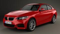BMW Série 2 Coupé : premiers détails techniques