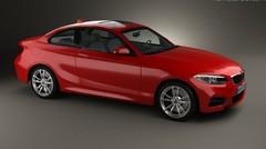 BMW Série 2 Coupé 2014 : trois moteurs confirmés au lancement