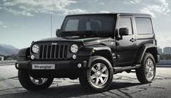 Jeep Wrangler Sahara Platinum Edition : 200 unités spécialement pour la France