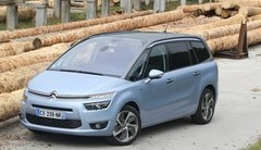 Essai Citroën Grand C4 Picasso 2.0 Bluehdi 150 Exclusive 2013 : Vive La Famille !