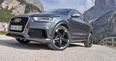 Essai Audi RS Q3 : Plus S que RS
