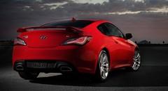Hyundai : coup d'arrêt pour la Genesis Coupe et le Veloster atmo