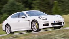 Essai Porsche Panamera e-Hybrid (2013) : L'étincelle sportive