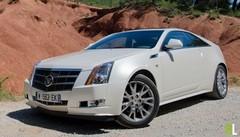 Essai Cadillac CTS Coupé 3.6