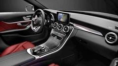 Mercedes Classe C (2014) : premières photos de l'intérieur !