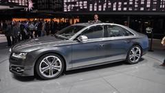 Audi A8 restylée : les tarifs