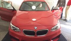 Premières images de la BMW M 235i avant la présentation officielle le 25 octobre
