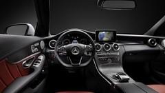 Mercedes Classe C (2014) : Elle dévoile son habitacle