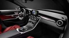 La Mercedes-Benz Classe C exhibe son habitacle high-tech
