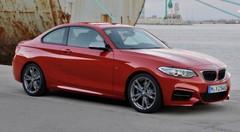 BMW Série 2 Coupé 2014 : infos et photos officielles
