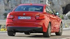 BMW Série 2 Coupé 2014 : les premières photos officielles