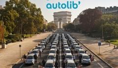 Autolib' passe le cap des 3 millions de locations