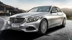 Nouvelle Mercedes-Benz Classe C 2014 : premières photos en fuite