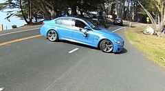 La future BMW M3 surprise sans camouflage !