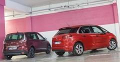 Essai du Citroën C4 Picasso face à son meilleur ennemi : le Renault Scénic
