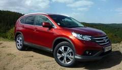 Essai Honda CR-V 1.6 Diesel 2WD : Grand, gros... mais léger