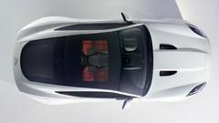 Jaguar F-Type Coupé : Félin vu du ciel