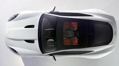 Jaguar F-Type Coupé : première photo officielle !