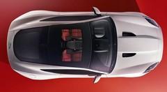 Jaguar dévoile partiellement sa F-Type Coupé avant la présentation officielle