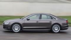 Essai Audi A8 : Elle illumine sans éblouir