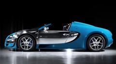 Bugatti Veyron Vitesse Légende, nouvelle édition Meo Constantini