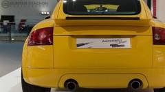 Histoire : ce surpuissant Audi TT qui aurait dû attaquer la Porsche 911