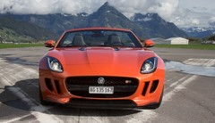Essai Jaguar F-Type V8 S: démesure