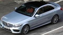 La nouvelle Mercedes Classe C se montre sans camouflage