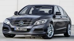 La future Mercedes Classe C