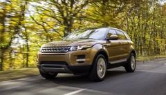 Essai Nouveau Land Rover Evoque : c'est dans la boîte !