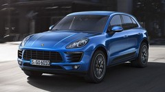 Salon Los Angeles 2013 : Porsche Macan