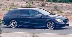 Mercedes CLA Shooting Brake : La confirmation