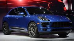 Macan, peut-être pas un vrai SUV, mais une vraie Porsche